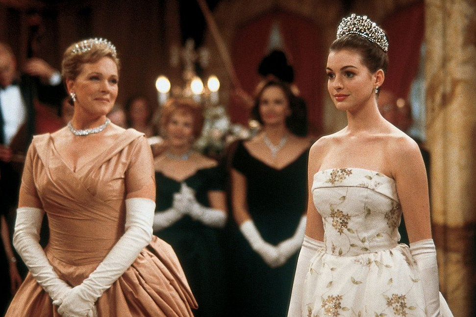 Princess Diaries 3 Is Not On The List Of Upcoming Disney Movies