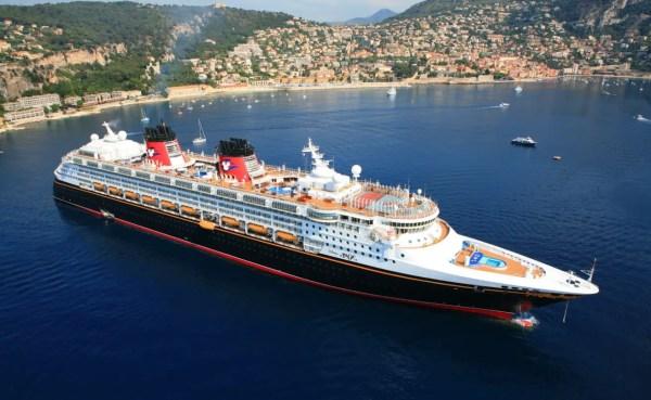 Disney Cruise Line Takes Home Top Award