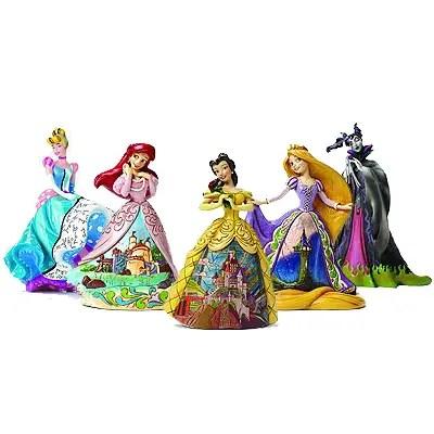 Disney Artistic Collectible Figurines
