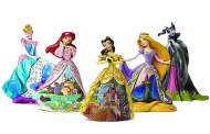 Disney Artistic Collectible Figurines