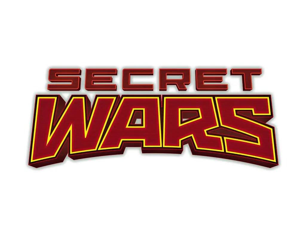 MARVEL REVEALS MERCHANDISING PROGRAM FOR GROUNDBREAKING COMIC BOOK EVENT – SECRET WARS