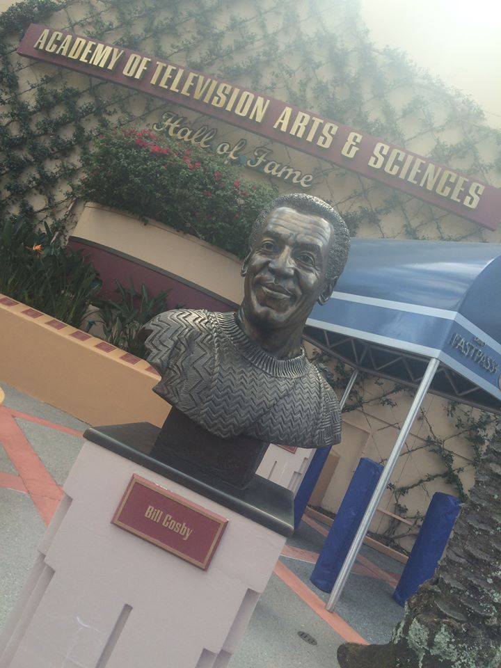 Disney removes statue of Bill Cosby from Hollywood Studios
