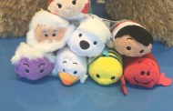 The Little Mermaid Tsum Tsum Complete Set of 8