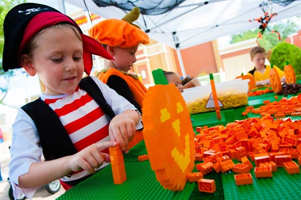 Brick-Or-Treat Coming to LEGOLAND Florida in October