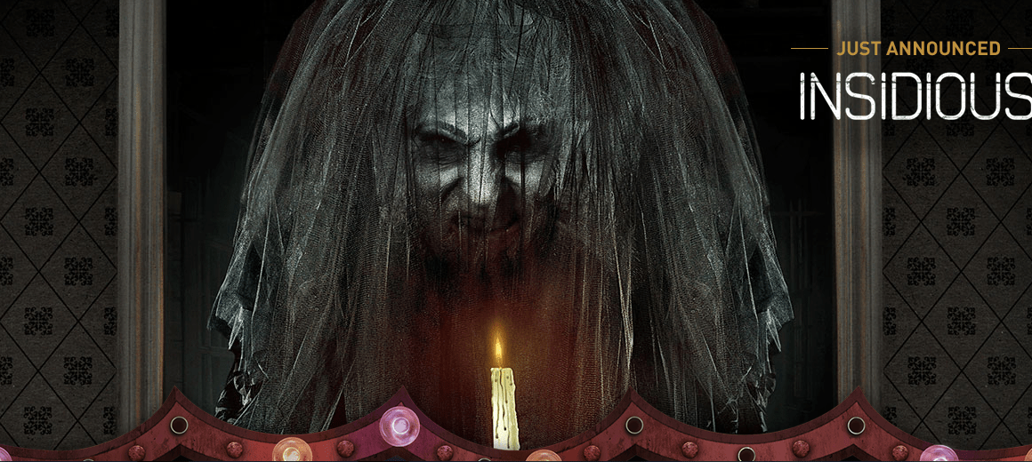 Universal Orlando's Halloween Horror Nights 25: Insidious!
