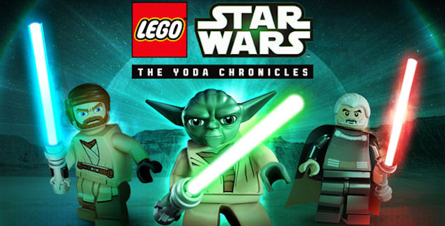 Lego Star Wars: The New Yoda Chronicles on DVD September 15th!