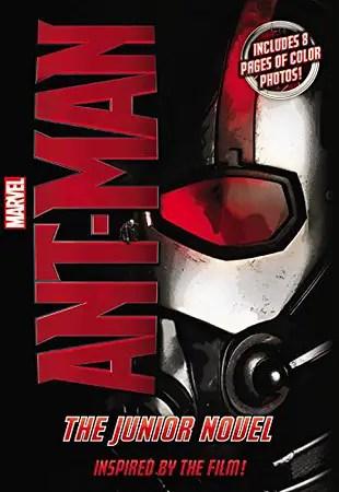 Marvel Ant Man Junior Novel