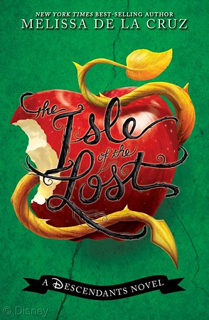 The Isle of the Lost: A Descendants Novel Imprint for Novel: Disney –Hyperion MSRP: $17.99 Retailers: Wherever books and e-books are sold Available: Now From #1 New York Times bestselling author, Melissa de la Cruz, comes a spellbinding new novel about the little known teenage children of Disney's most infamous villains in Descendants.