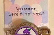 Disney Finds - The Ellie Badge