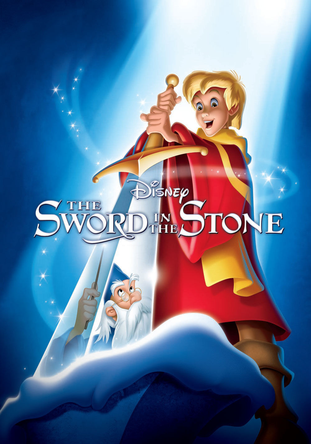 The Sword In The Stone Is Next In Line As A Live Action Remake