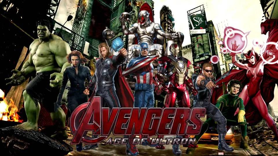 Own Marvel's Avengers: Age of Ultron Earlier on Digital 3D