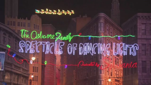 The Osborne Family Spectacle of Dancing Lights will be Back This Year