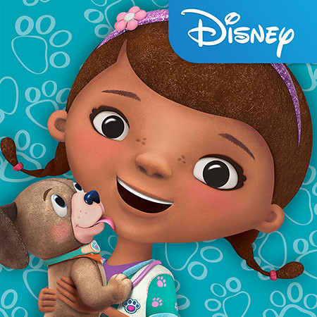 "Help Take Care of Toy Pets with the New ""Doc McStuffins Pet Vet"" App"