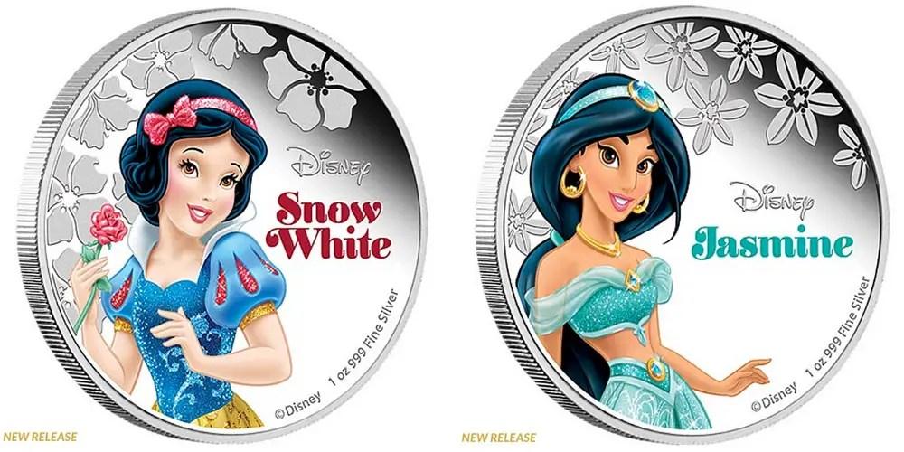 New Zealand has Disney Princess Money