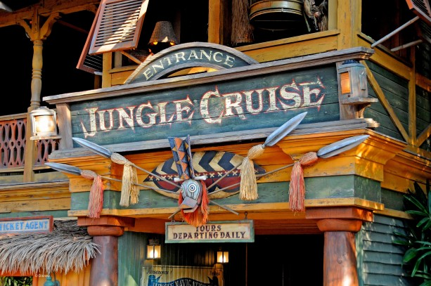 Quarantined Jungle Cruise Skippers from past to present come together for this HILARIOUS video