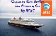 AT&T Now Offering Cellular and Data Packages Aboard Disney Cruise Line!