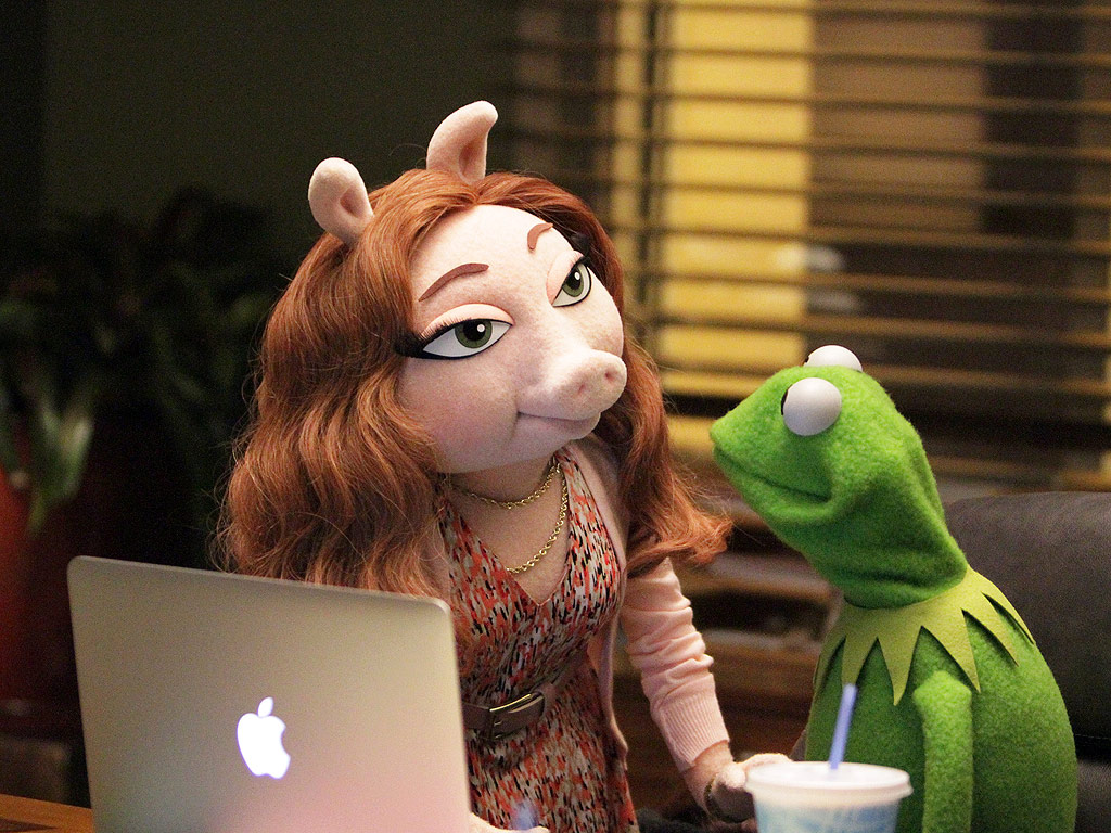 Meet Kermit the Frog's New Love on The Muppets