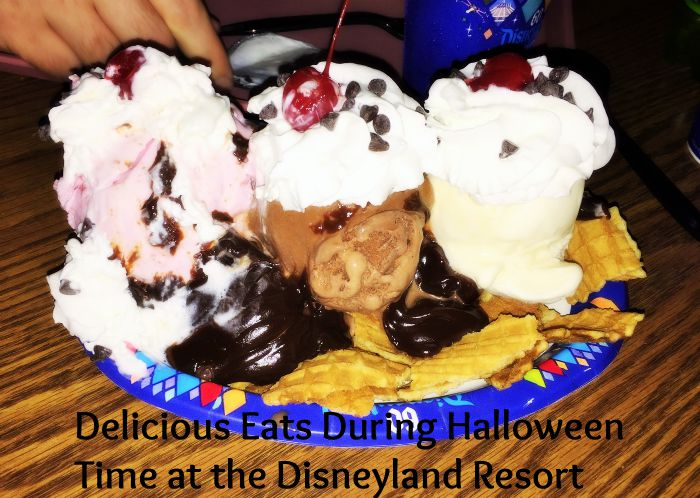 Delicious Eats During Halloween Time at the Disneyland Resort