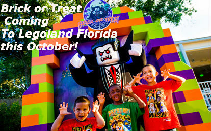 LEGOLAND Florida is Getting Ready for Brick-Or-Treat Event!