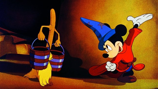 """75th Anniversary of Mickey Mouse Classic """"Fantasia"""" coming to theaters"""