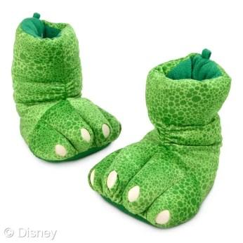 good dinosaur slippers