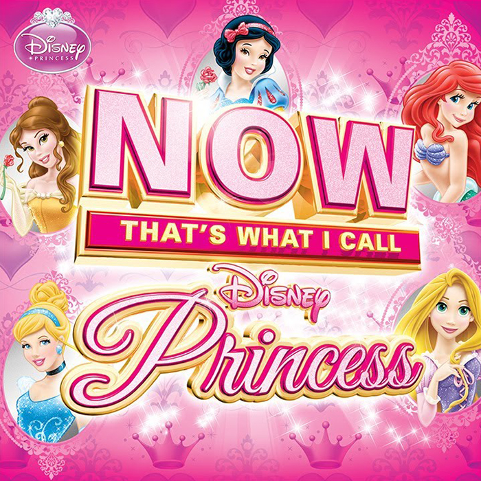 NOW, That's What I Call Disney Princess Music Coming Our Way!