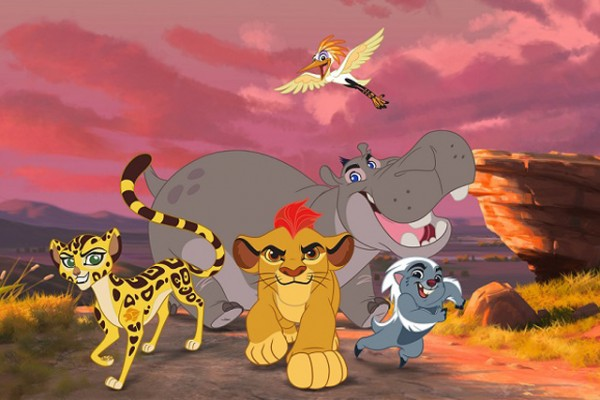 "New Disney Channel Movie and Series ""The Lion Guard:  Return of the Roar"" Coming Soon"
