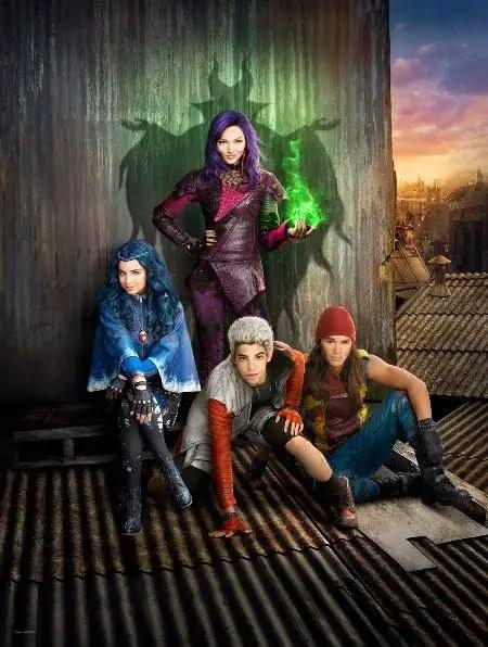 Disney Confirms Sequel in Development for Disney Channel's Hit Movie Descendants