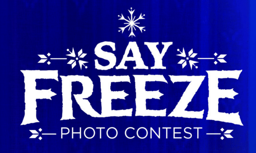 """Enter the Frozen """"Say Freeze"""" Photo Contest Hosted by Disney"""
