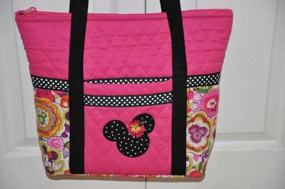 Disney Find- Beautiful Handmade Quilted Handbags