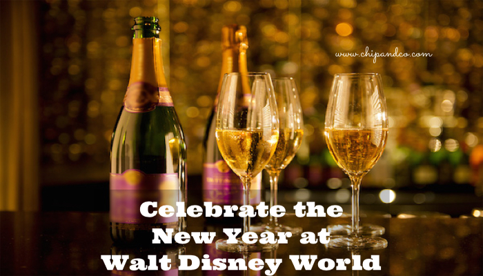 Make Your New Year's Plans at the Walt Disney World Resort Today!
