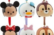 Absolutely Cute Tsum Tsum Ornament Set