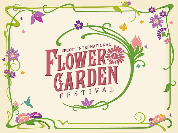 2016 Epcot Flower & Garden Festival Walking Tour