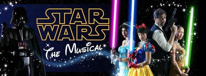 Star Wars – Disney Musical Parody