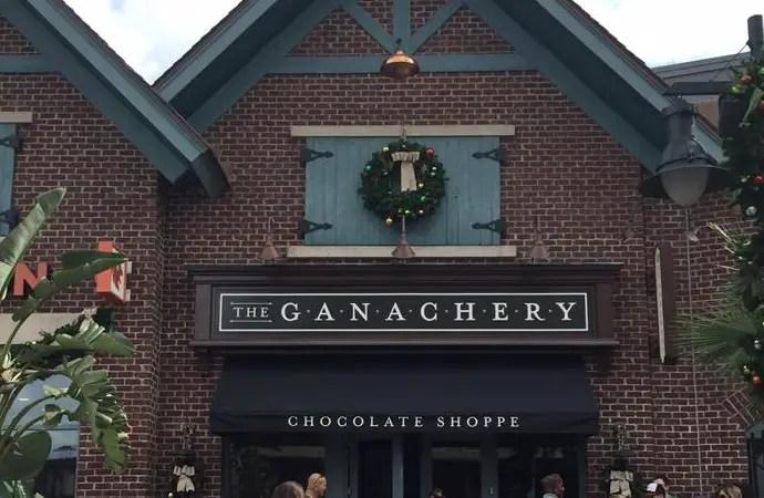 The Ganachery Chocolate Shoppe now open in Disney Springs
