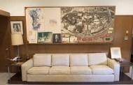 Walt Disney Archives Restores Walt Disney's Office Suite as Permanent Exhibit Space