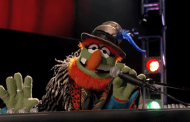 Dr. Teeth and The Electric Mayhem Playing at Outside Lands Music Festival 2016
