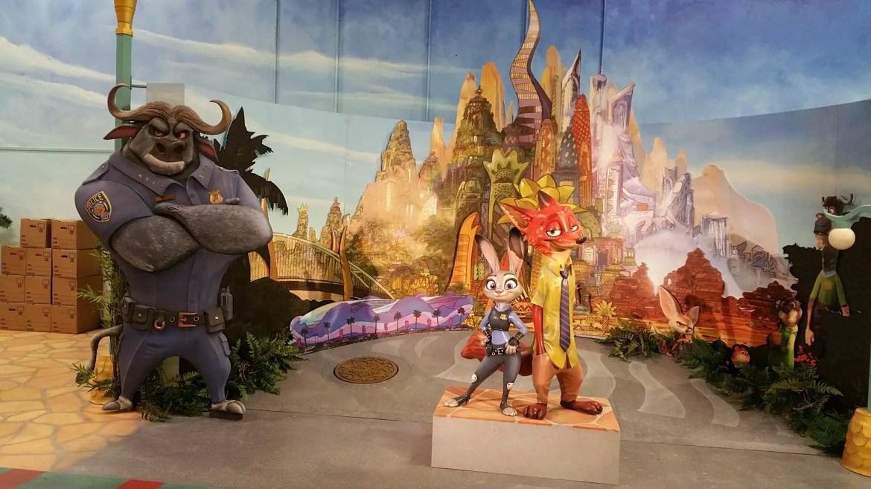 Disney Zootopia Press Event Was Amazing!
