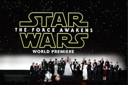 STAR WARS: THE FORCE AWAKENS – World Premiere