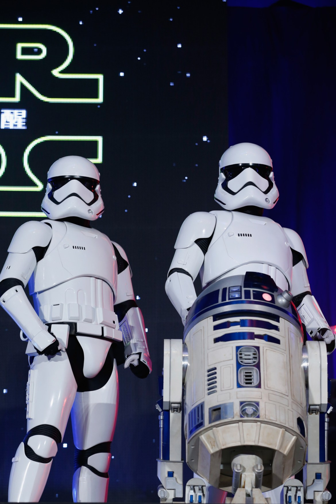 Star Wars: The Force Awakens: Fan Events in Sydney and Tokyo