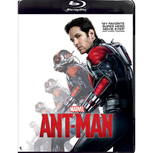 Marvel's Ant-Man Bluray Review