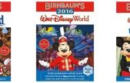 Birnbaum's Official 2016 Disney Guildebooks Available Now!