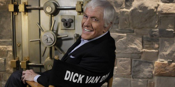 "Go Into the Disney Archives for the First Time When Dick Van Dyke Hosts ""Mary Poppins"" This Saturday"