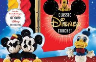 Craft Away the Winter Blues with Disney Crochet Kits