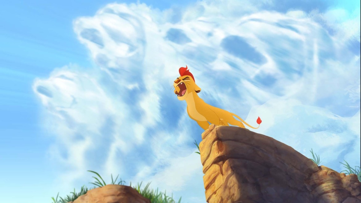"""Disney Junior's Animated Series """"The Lion Guard"""" Premieres Debut January 15, 2016"""