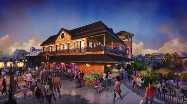 """STK Orlando Will Open """"Early 2016"""" in Disney Springs"""
