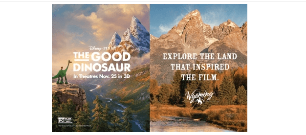 """Check out Some Amazing Experiences in Wyoming that will Bring Disney-Pixar's """"The Good Dinosaur"""" to Life"""