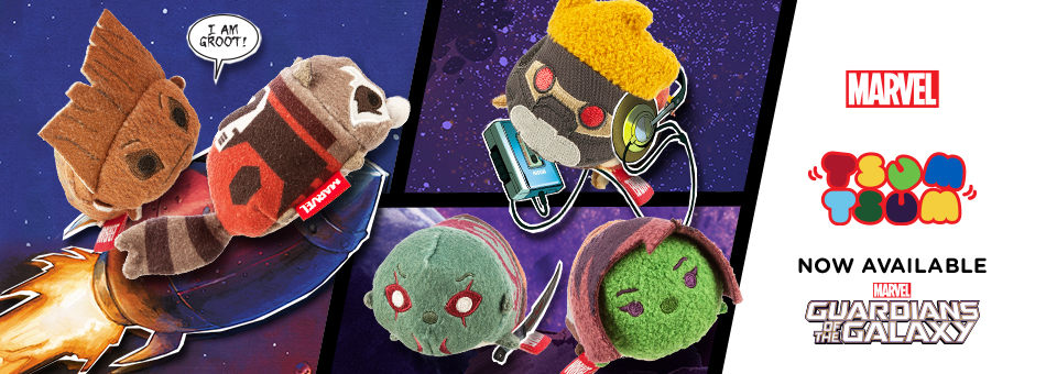 Tsum Tsum Tuesday Blasts Off with Guardians of the Galaxy