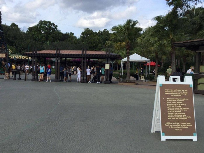Additional security being hired at Walt Disney World