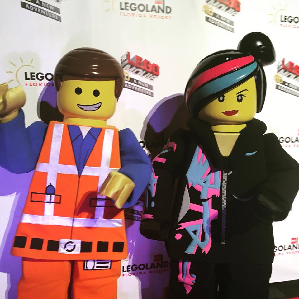 Emmet, Wyldstyle and Friends Return in 'The LEGO Movie 4D A New Adventure'